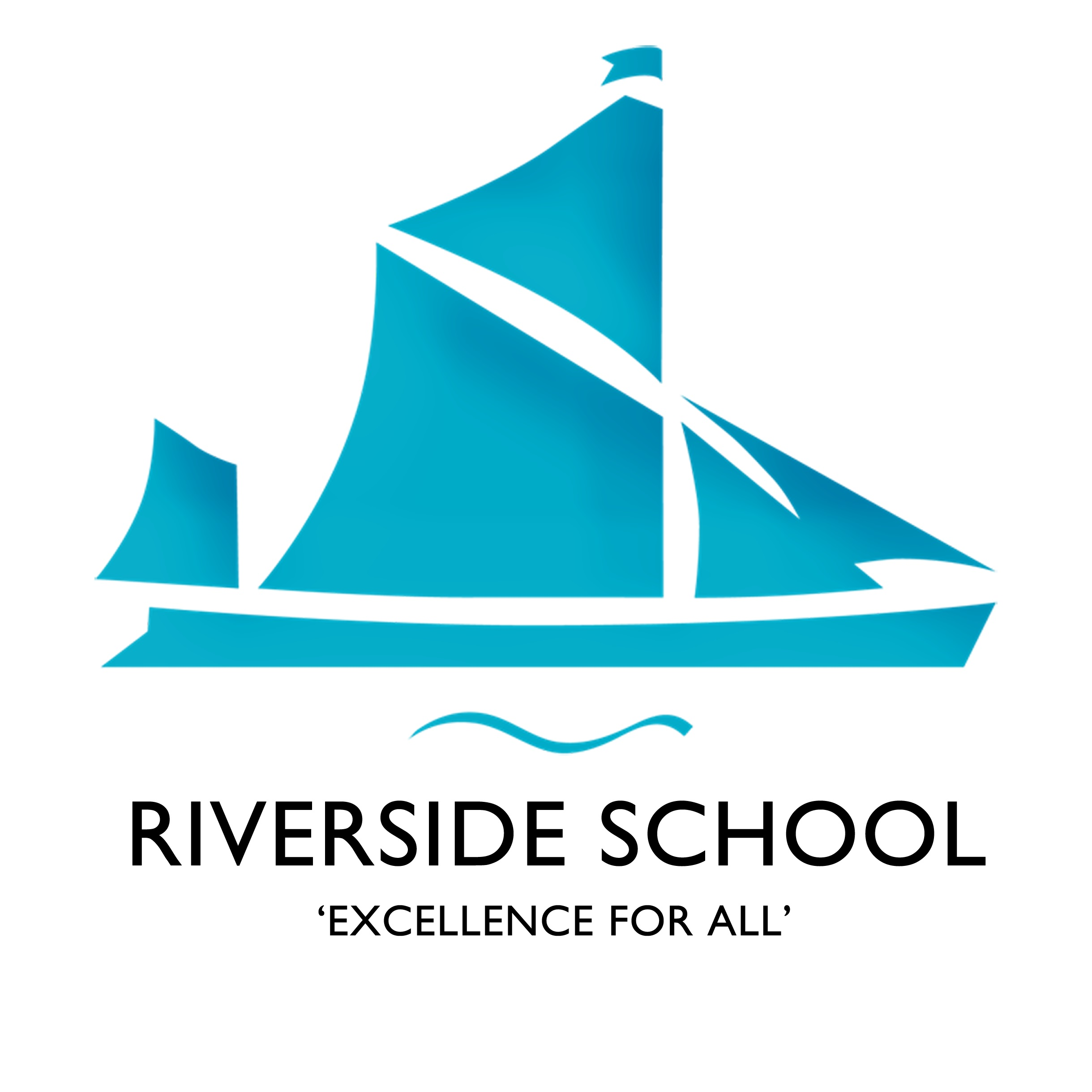 Riverside School logo